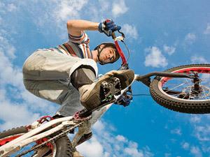 Завтра  в Брагино состоятся соревнования по велотриалу.